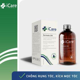 Thuốc chống rụng tóc, kích thích mọc tóc, ngăn ngừa nấm da đầu Dermato 200 - Chai 240 ml giá sỉ