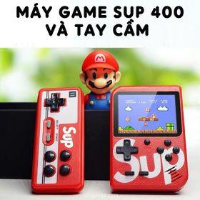 Máy chơi Game Đôi Sup 400 Trò Kèm Tay Cầm Game giá sỉ
