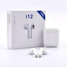 Tai nghe i12 TWS Bluetooth V5.0 cảm ứng giá sỉ