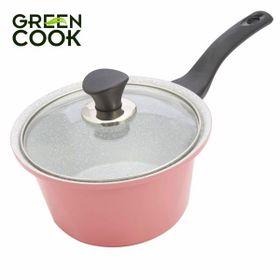 Quánh đúc chống dính Ceramic 18cm đáy từ Greencook GCS02-18IH giá sỉ