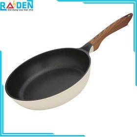 Chảo đúc chống dính Ceramic Greencook GCP03-28IH size 28cm dùng được bếp từ (Đã bao gồm VAT) giá sỉ