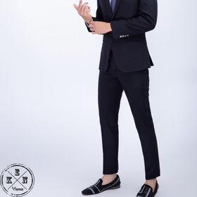áo vét cao cấp xanh đen giá sỉ