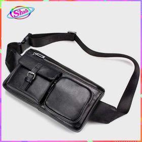 Túi đeo chéo túi hộp nút cài bên da bóng kiểu dáng hiện đại CNN4 Shalla ( túi đeo chéo giá rẻ ) giá sỉ