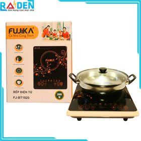 Bếp điện từ 2000W Fujika FJ-BT1920 tặng kèm chảo lẩu inox giá sỉ