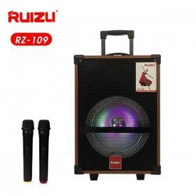 Loa kéo karaoke Ruizu RZ109 / 109 - tặng kèm mic Không dây giá sỉ
