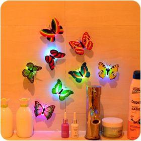 Đèn led bươm bướm phát sáng dán tường giá sỉ