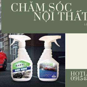 Dung dịch vệ sinh nội thất ô tô nano bạc S* sạch sâu, diệt khuẩn, khử mùi Sơn An giá sỉ