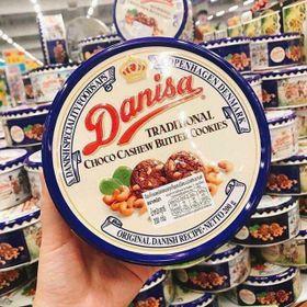 Bánh quy Danisa socola hạnh nhân giá sỉ