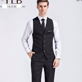 áo gile đen giá sỉ