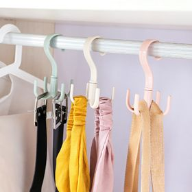 Móc quần áo đa năng 4 chấu giá sỉ