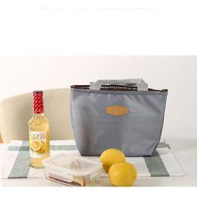 Túi giữ nhiệt siêu gọn nhẹ có khóa kéo giá sỉ