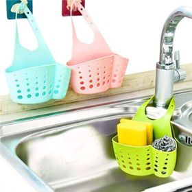 Giỏ nhựa treo bồn rửa chén giá sỉ