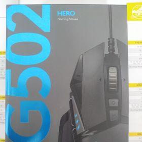 Chuột gaming Logitech G502 Hero Black 100% New