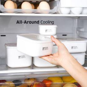Hộp đựng thức ăn có thể dùng trong lò vi sóng 1000ml giá sỉ