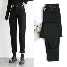 Quần baggy jean nữ size đại lưng kiểu Ms95 kho chuyên sỉ jean 2KJean giá sỉ