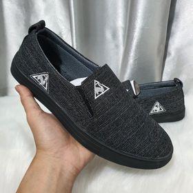 Giày Lười Vải Nam Thêu Hình giá sỉ