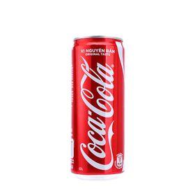 Nước Ngọt Cocacola lon 320ml giá sỉ