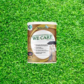 Sữa bột Nefesure We Care Platinum, giành cho người cần bổ sung canxi từ 18 tuổi trở lên, người bị tiểu đường,đái tháo đường và tiền đái tháo đường, Trọng lượng 800 Gram/ Lon giá sỉ