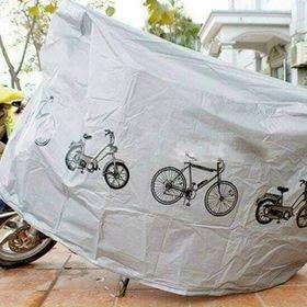 Bạt trùm xe đạp giá sỉ
