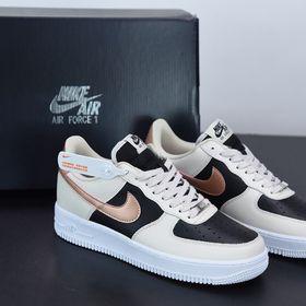 Giày AF1 trắng xám