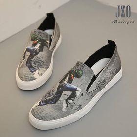 Giày lười nam mã LY6 giá sỉ