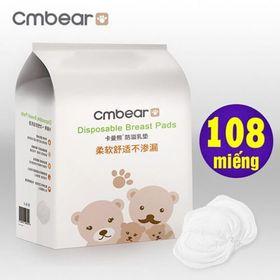 Miếng lót thấm sữa Cm Bear hộp 108 miếng giá sỉ