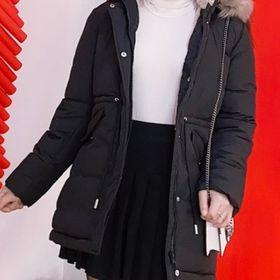 Áo khoác paka lót lông giá sỉ