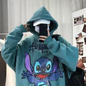 Áo hoodie thun nỉ ngoại nón 2 lớp in đẹp, giá rẻ giá sỉ