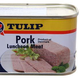 Thịt hộp Tulip