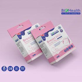 Túi trữ sữa Bio Heath 240ml ( hộp 30 túi) giá sỉ