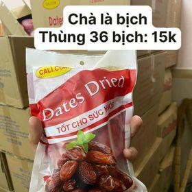 Chà Là Bịch 150gram giá sỉ