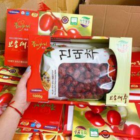 Táo đỏ Hàn quốc giá sỉ
