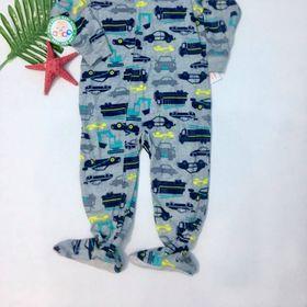 BodySuit dài tay họa tiết thời trang dành cho bé trai bé gái BS021 giá sỉ