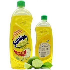 Nước rửa chén Sunlight hương Chanh chai 730ml x 15 chai giá sỉ