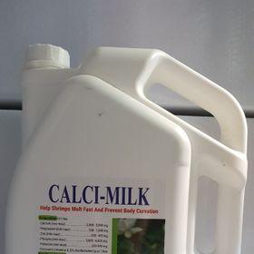 CALCI-MILK Giúp tôm lột xác nhanh, chống cong thân giá sỉ