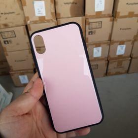 Ốp lưng kính tráng gương iPhone X Xs nhiều màu tùy chọn, hàng đẹp, , NHẬT giá sỉ