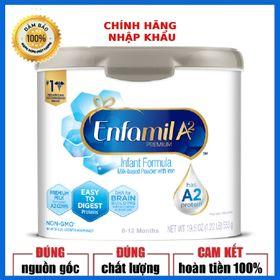 [DATE 2022] Hộp Sữa Bột Enfamil A2 Premium Infant Formula 553g Mỹ giá sỉ