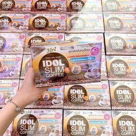 Cà phê Idol 3in1 giá sỉ