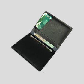 [ Da Saffiano] Ví da thời trang namecard kiểu đứng – CM007 giá sỉ