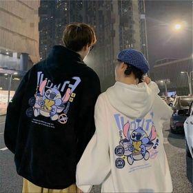 Áo hoodie in chữ FTITCH thun nỉ ngoại đẹp giá sỉ