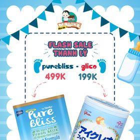 Hộp Sữa bột Pure Bliss by Similac Non-GMO Infant Formula 0-12 tháng 700g - Mỹ giá sỉ
