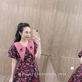Đầm bông siêu xinh giá sỉ