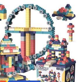 BỘ ĐỒ CHƠI LẮP GHÉP LEGO 520 CHI TIẾT giá sỉ