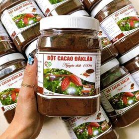 Bột cacao nguyên chấttt giá sỉ