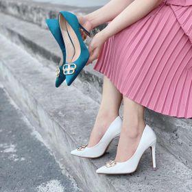 Giày cao gót khóa B HADU G932 giá sỉ