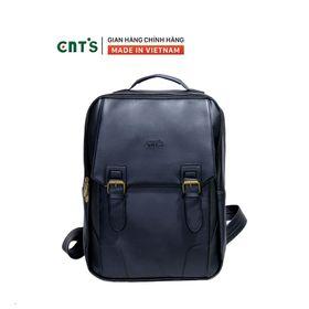 Balo đựng laptop 15inch CNT BL61 năng động ĐEN giá sỉ