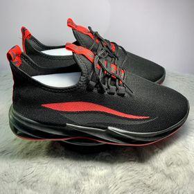 Giày Sneaker Đỏ Đen giá sỉ