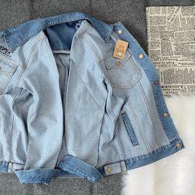 Ao khoác jeans nam giá sỉ