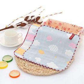 Túi 5 khăn sữa 6 lớp mềm mại cho bé giá sỉ