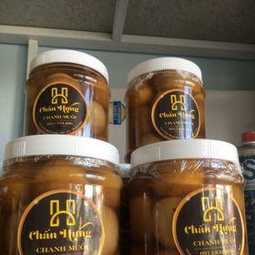 Chanh muối (900gr/Hộp)